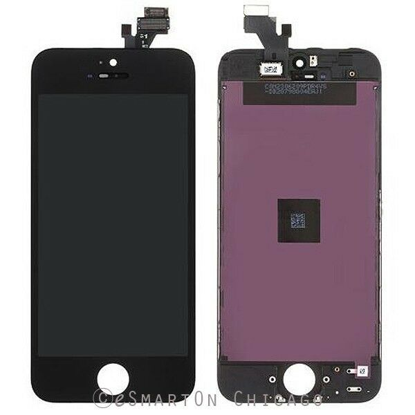 iphone 5 black screen iphone 5 black lcd display touch screen digitizer assembly 14484