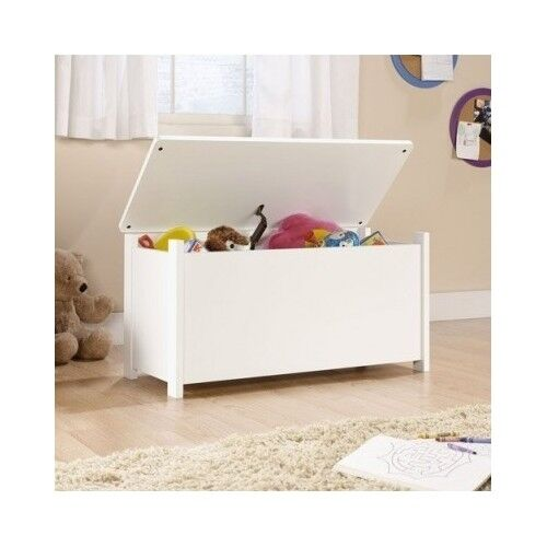 Kids Bedroom Furniture Kids Wooden Toys Online: Kids Toy Box Storage Chest White Bedroom Furniture