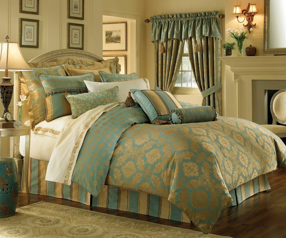 Waterford Reardan King Comforter Retail 420 Ebay