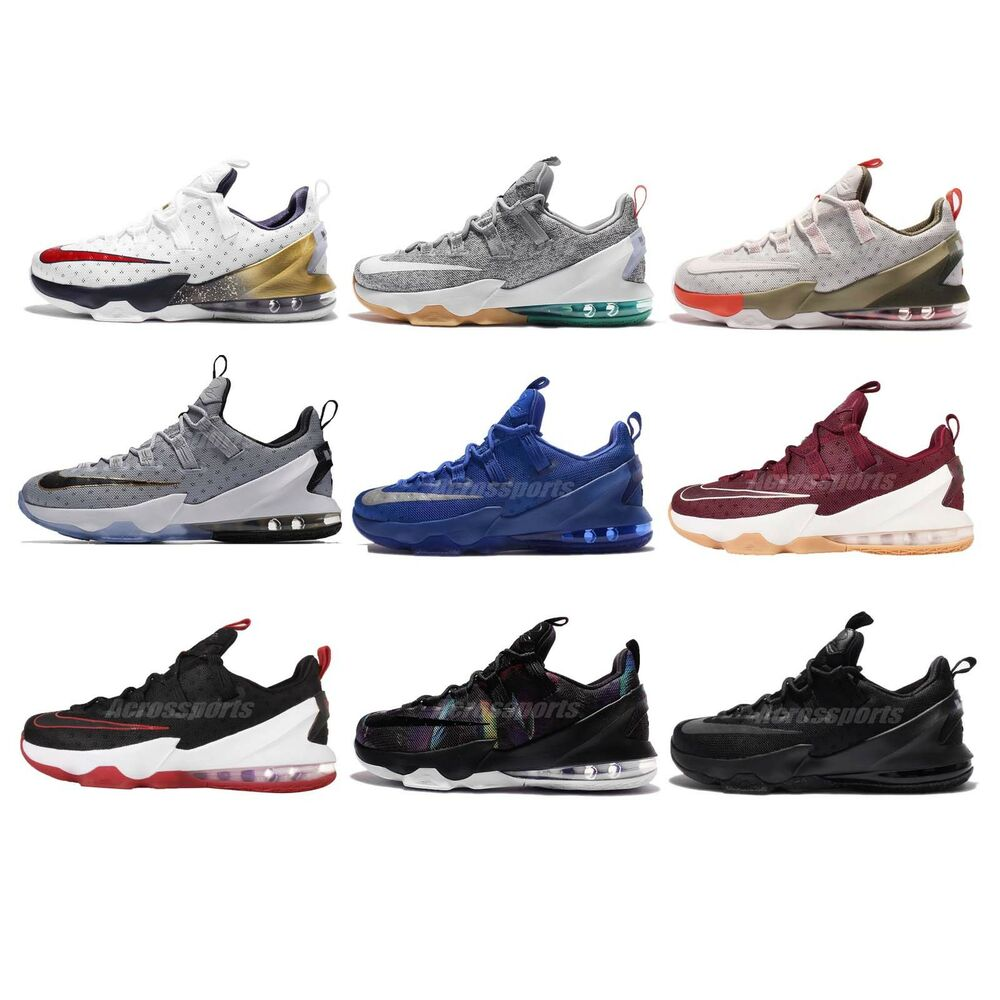 129ebe7252e Details about Nike Lebron XIII LOW EP 13 Lebron James Cleveland Mens  Basketball Shoes Pick 1
