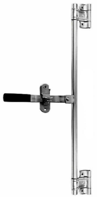 Trailer Side Door Weldment Bar Lock Assembly W 36 Inch
