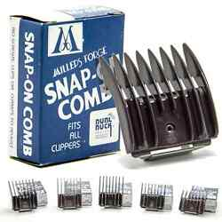 Millers Forge 438 Snap-On Clipper Comb Size 4 3/16'' Cut