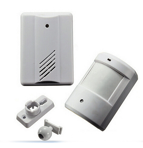 Premium Wireless PIR-Based Motion Sensor Kit For Home ...