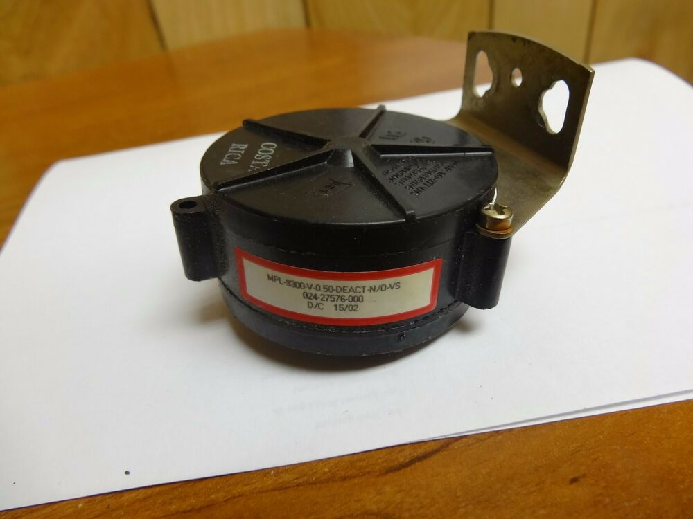 York Air Pressure Switch 024 27576 000 Quot Used Quot Ebay