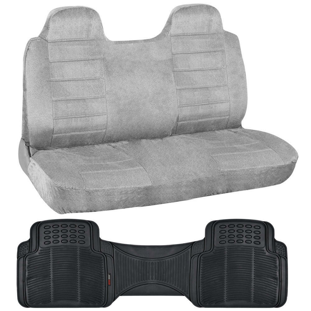 Suited Truck Front Bench Seat Cover Amp Odorless Floor Mat
