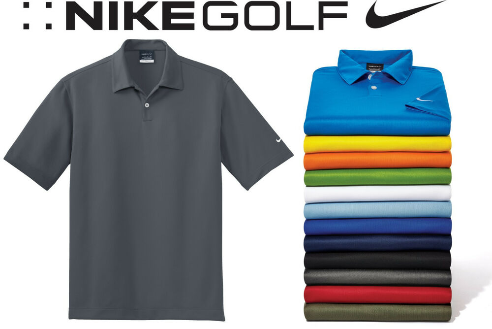 Authentic new with tags men 39 s nike golf polo sport shirt for Mens xs golf shirts
