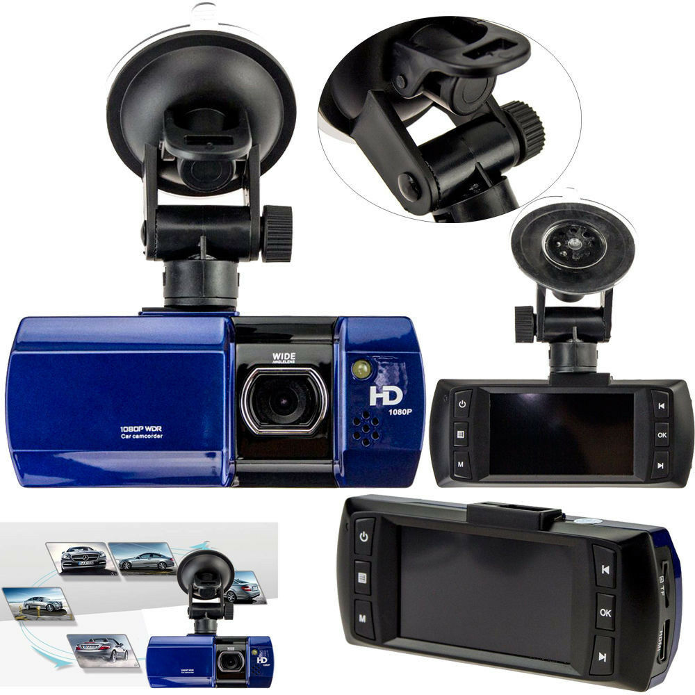 2 7 39 39 full hd 1080p car dvr vehicle video camera dash cam recorder night vision ebay. Black Bedroom Furniture Sets. Home Design Ideas