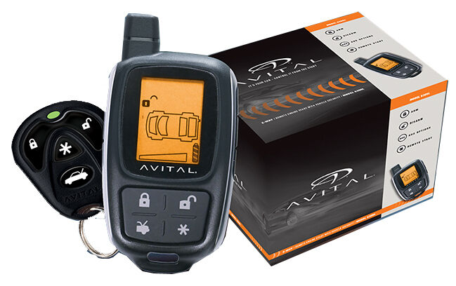 Brand New Avital 5305 Replaces 5303 2 Way Remote Start Car