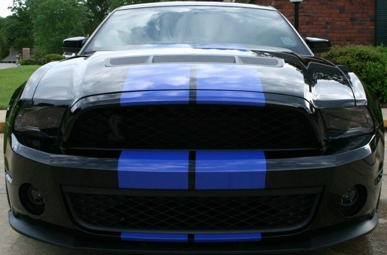 10 11 2012 2013 14 Gt500 Shelby Mustang 10 Quot Plain Rally
