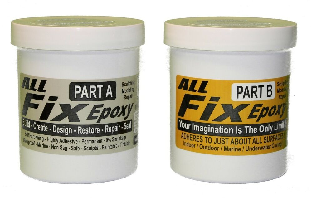 All Fix Epoxy Putty Underwater Pool Spa Hot Tub Repair