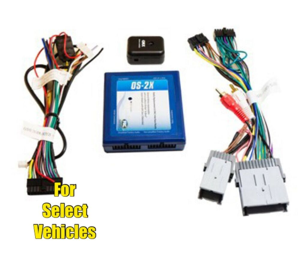 car stereo radio replacement wire harness onstar class 2 Scosche Stereo Wiring Harness Dual Stereo Wiring Harness Diagram