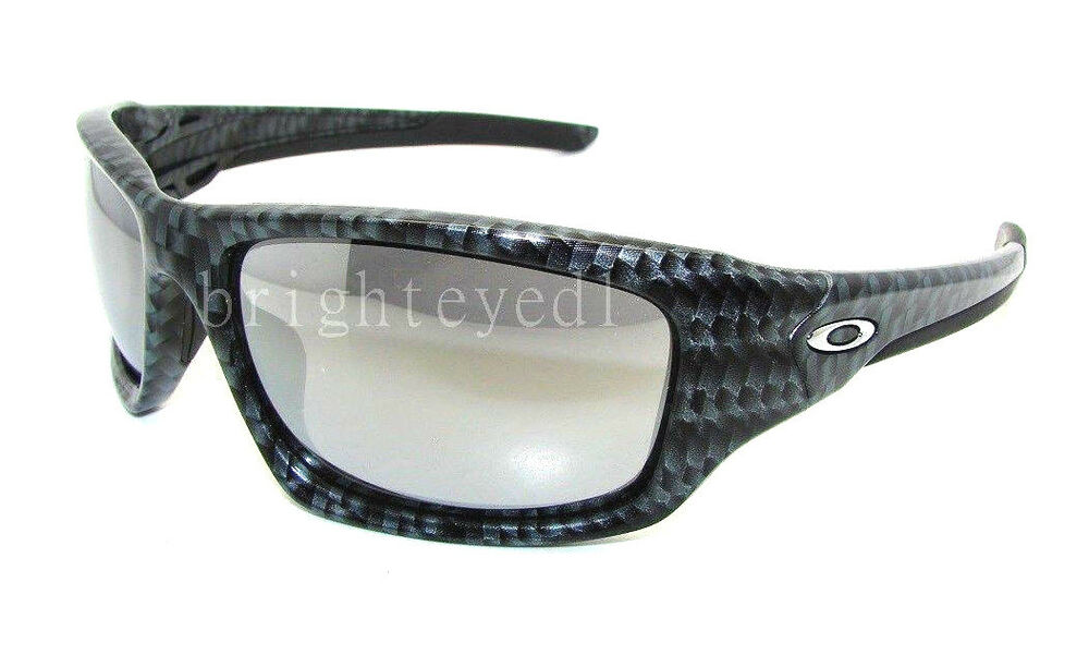 Authentic OAKLEY Valve Carbon Fiber Sunglasses OO9236-10 ...