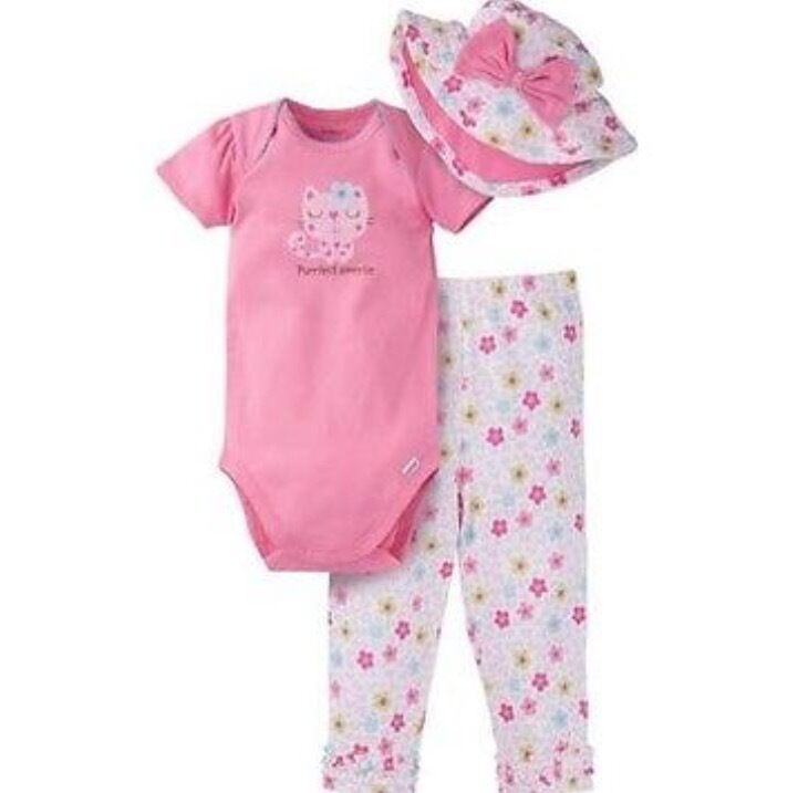 piece set onesie pants and cap baby shower gift baby clothes ebay
