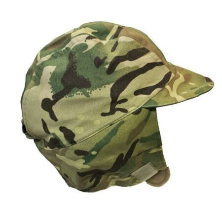 img-Cap Cold Weather MTP MultiCam MVP Hat with fold down ears ~ New Size Small