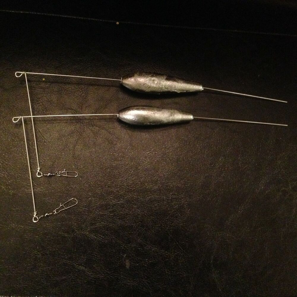 Large heavy bottom bouncer sinkers perfect weights for for Bottom bouncer fishing