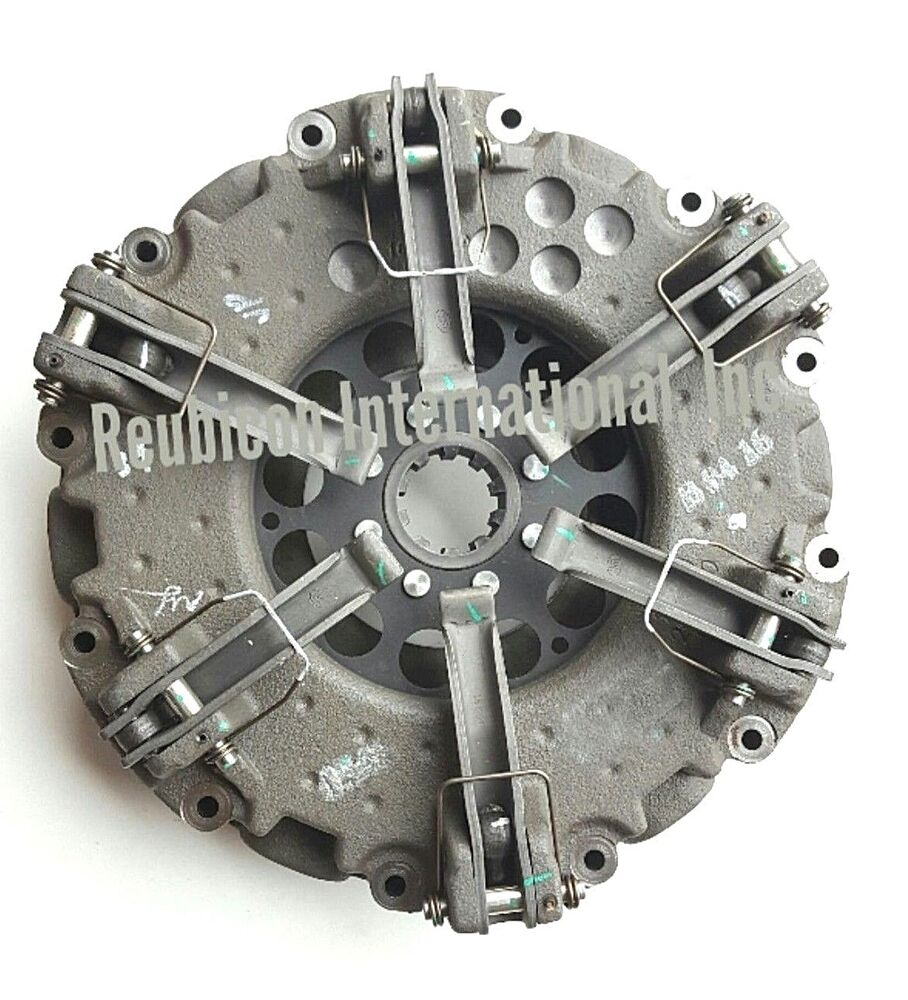 Tractor Dual Clutch : Mahindra tractor dual clutch assembly ebay