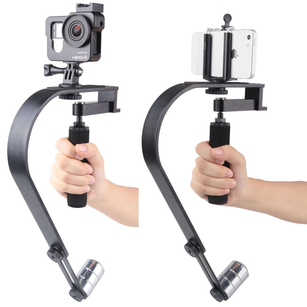 iphone camera stabilizer handheld handy stabilizer steadicam for iphone gopro 11694