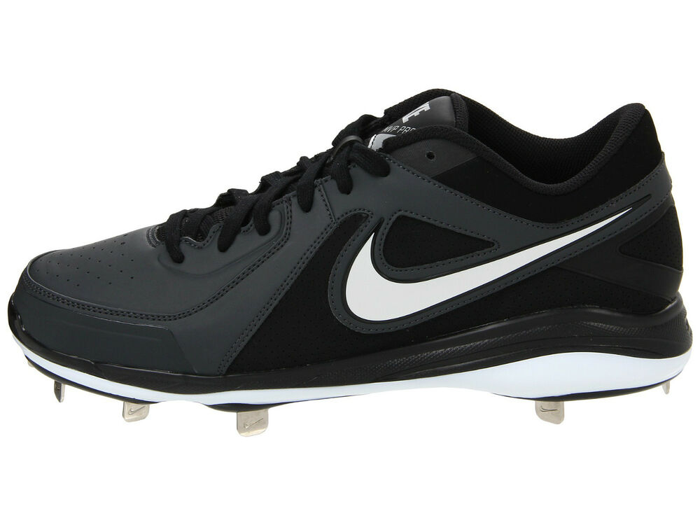 Nike Air MVP Pro Metal Cleats (Black) Size 11 and 14 | eBay