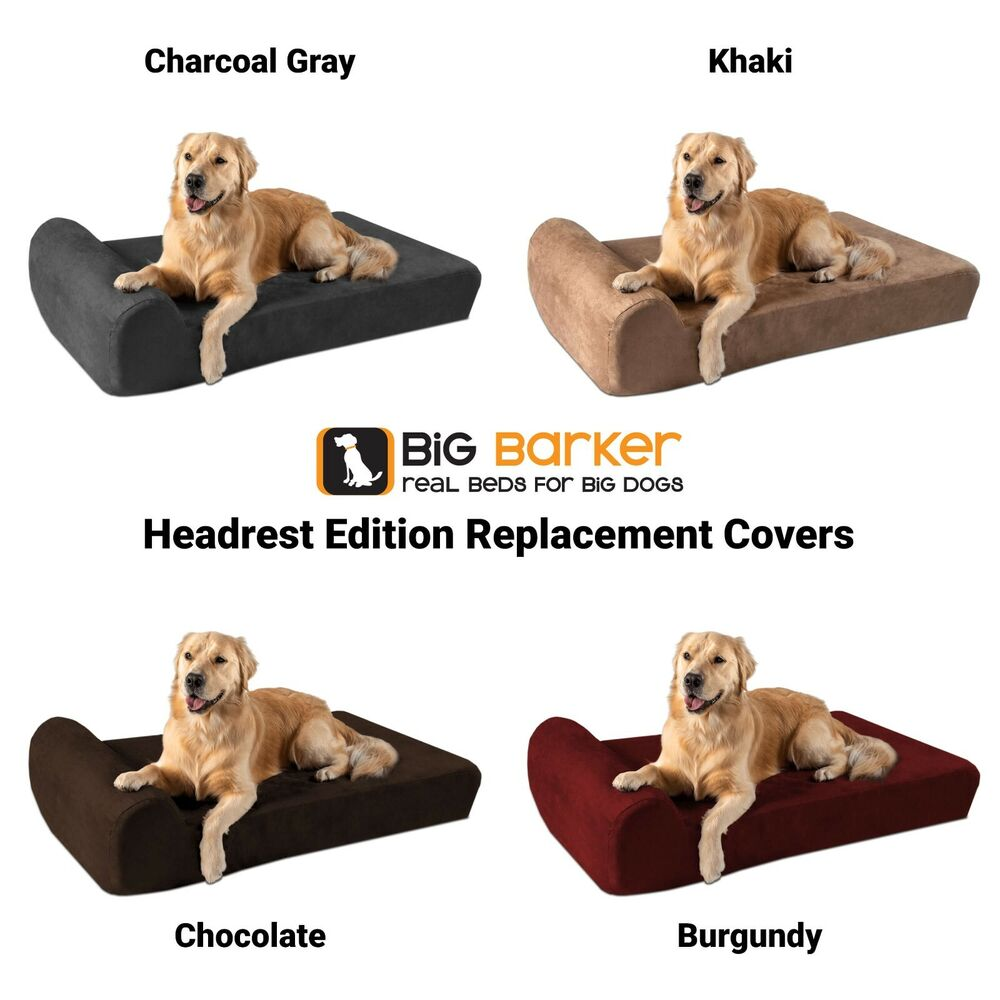 Replacement Cover For Big Barker Dog Beds All Sizes