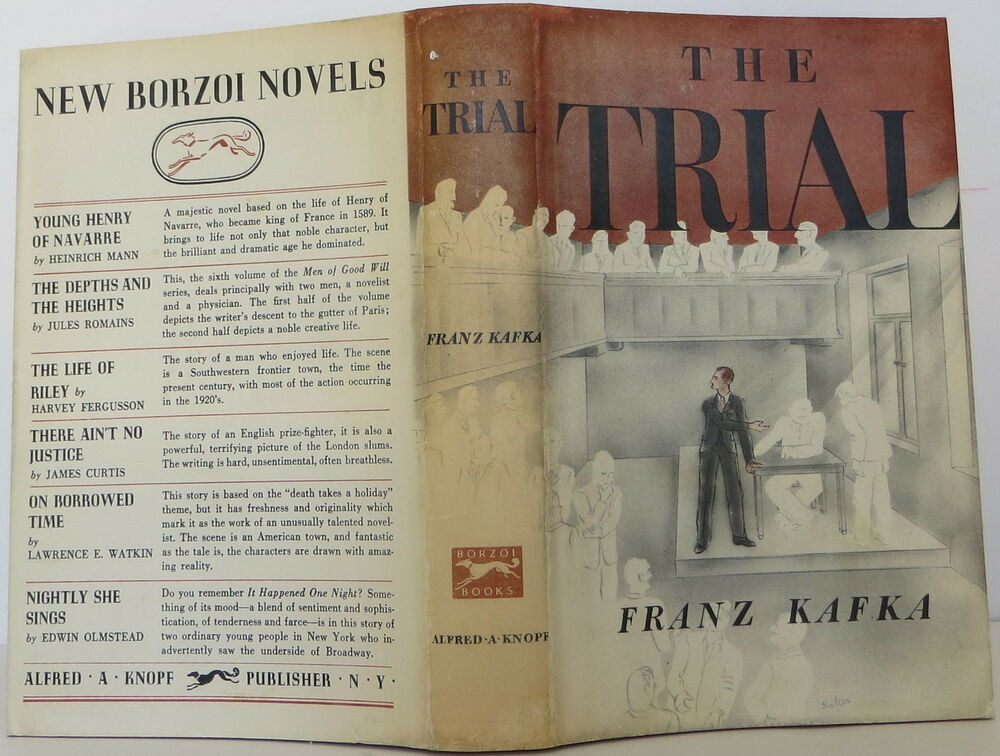 a brief summary of the trial by franz kafka Written by franz kafka, narrated by george guidall download the app and start  listening to the trial today - free with a 30 day trial  publisher's summary.