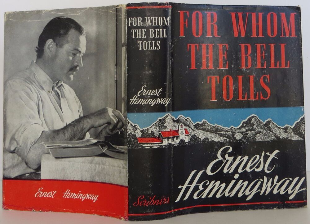a summary of ernest hemingways for whom the bell tolls Short stories by ernest hemingway pdf  short stories by ernest hemingway for whom the bell tolls  is a posthumous collection of ernest hemingways july 21,.