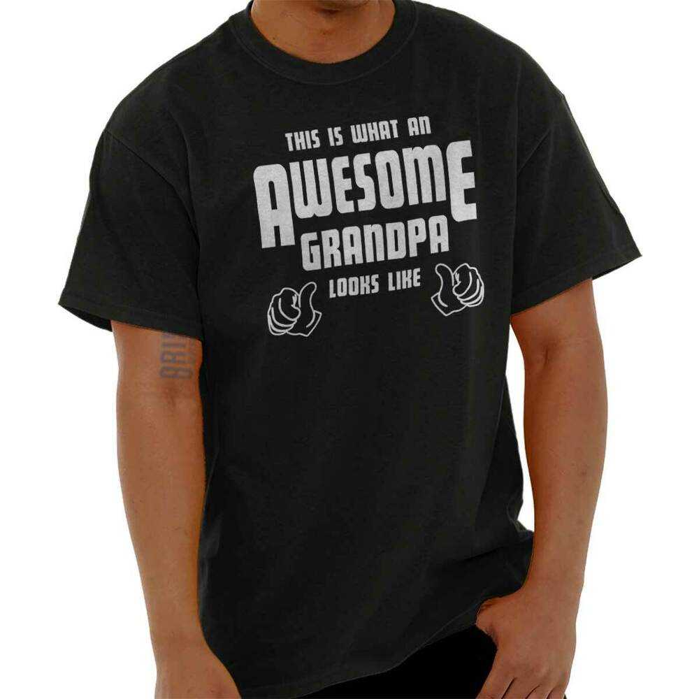 d5cae63c4cba ... awesome grandpa shirt world greatest father day gift dad fun t shirt ...