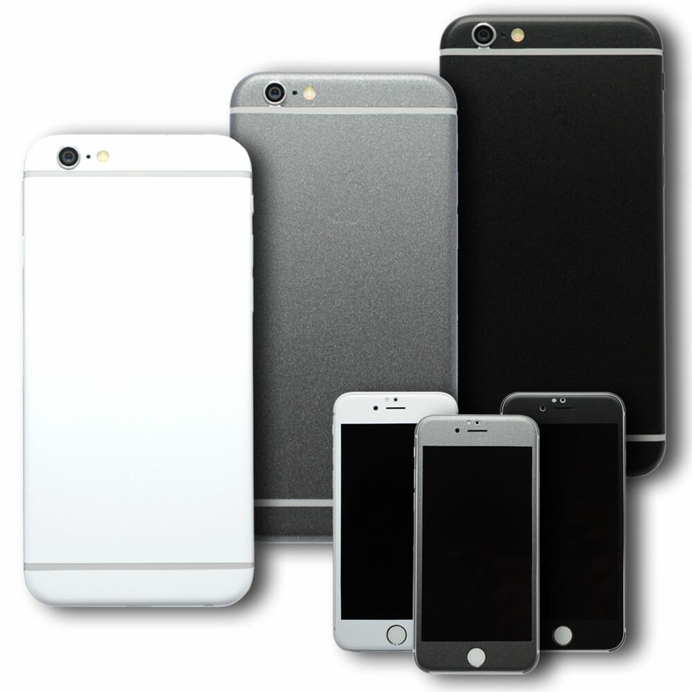 space gray iphone black white amp space grey matt skin wrap sticker decal for 13006