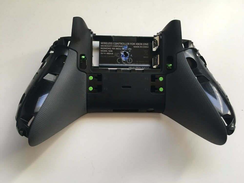 Xbox One Elite Controller Back Cover With Trigger Stops | eBay