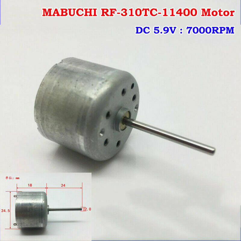 Dc 6v 12v high speed 390 motor large torque magnetic for for High torque high speed dc motor