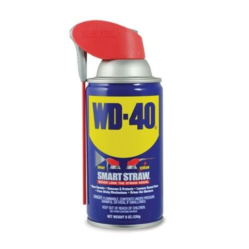 wd 40 110057 multi use product spray with smart straw 8 oz pack of 1 ebay. Black Bedroom Furniture Sets. Home Design Ideas