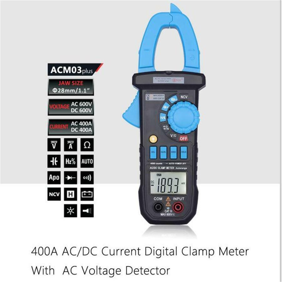 Can A Clamp Meter Measure Amps : Acm plus digital clamp multimeter ac dc amp volt ohm