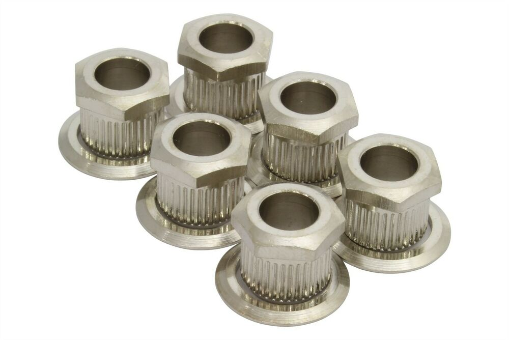 Kluson hex head conversion bushings for quot tuning posts