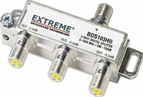 New Extreme Broadband Manufacturing Bds103hb 3 Way