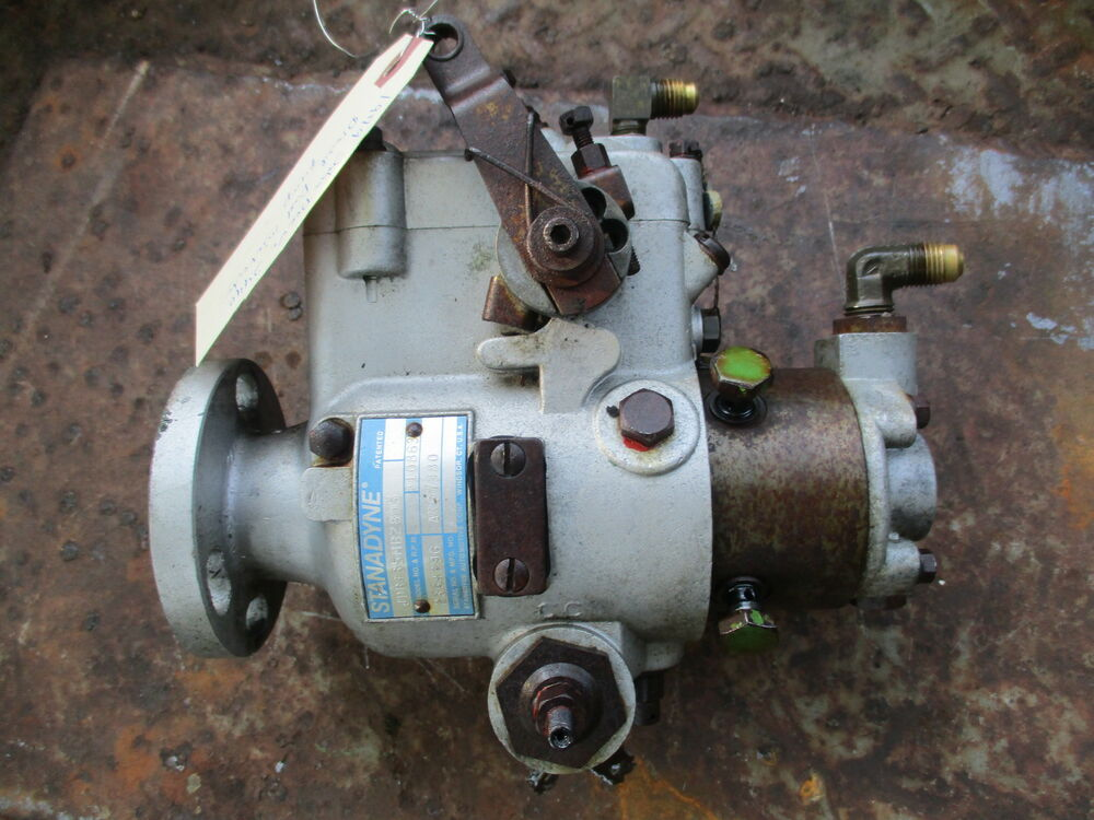 Jd Tractor Fuel Pumps : John deere diesel tractor injection injector