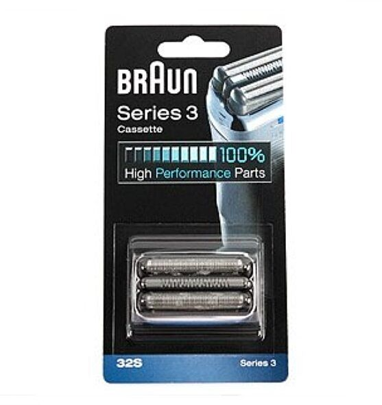 braun 32b 32s shaver foil cutters for braun series 3. Black Bedroom Furniture Sets. Home Design Ideas