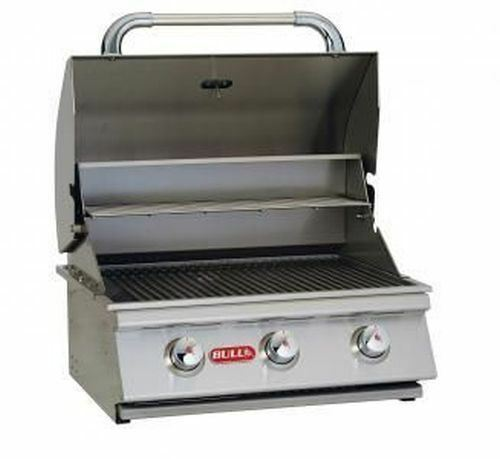 24 Stainless Steel Built In Natural Gas Barbecue Grill