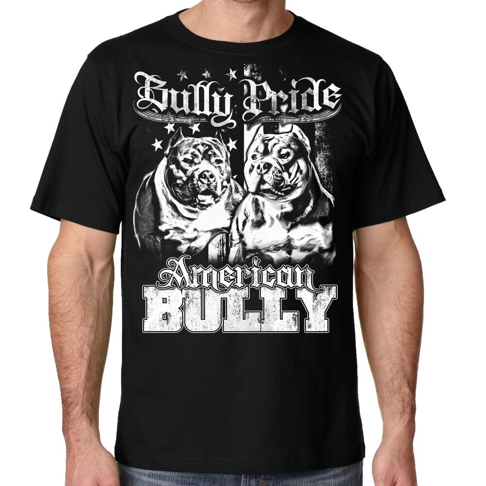 American bully pride bully shirt men 39 s sizes small 2x for Size 5x mens dress shirts