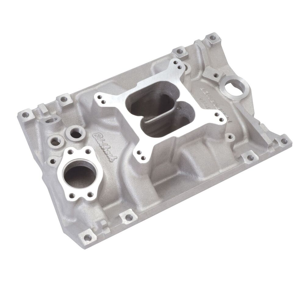 Edelbrock 2114 Performer Intake Manifold For Chevy 3.8/4