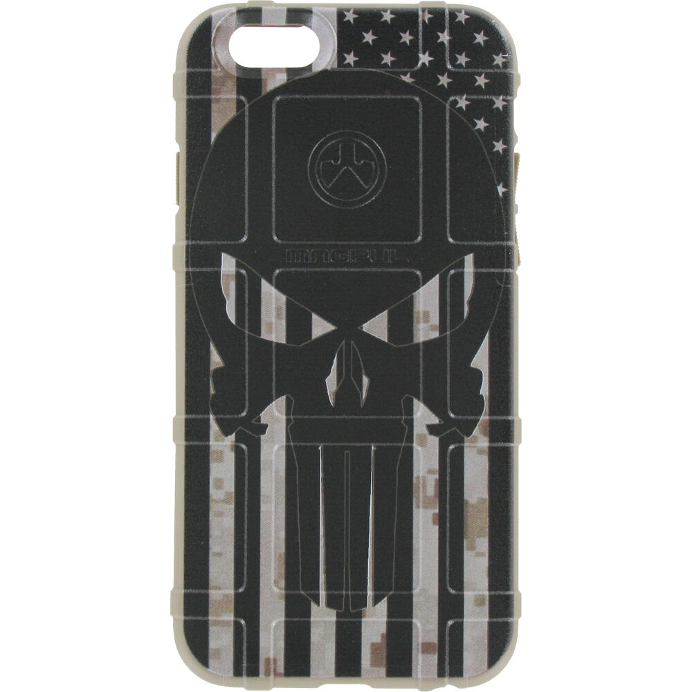 Magpul Field Case for the iPhone 6,6s,or 6 PLUS. Black Sub.USA Flag ...