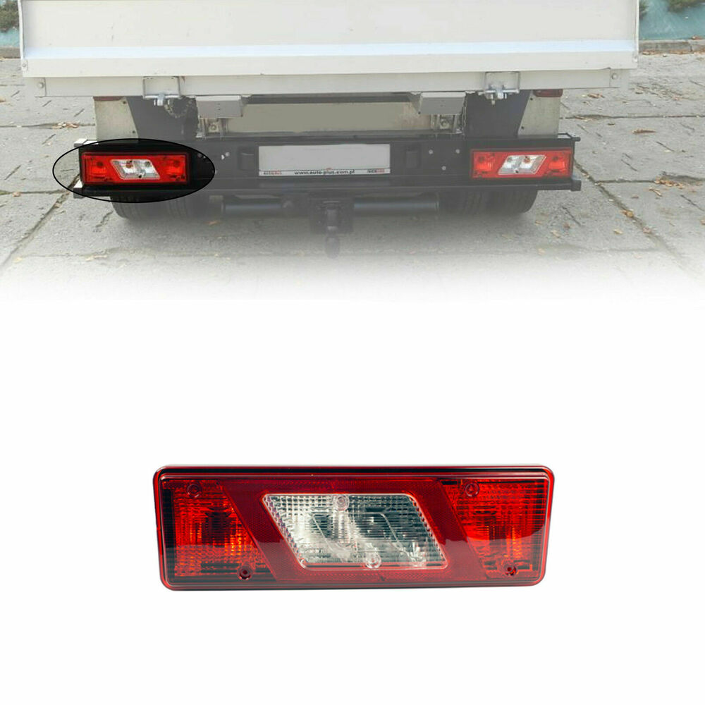 FORD TRANSIT TIPPER MK8 2013 ON TAIL LIGHT COMPLETE UNIT