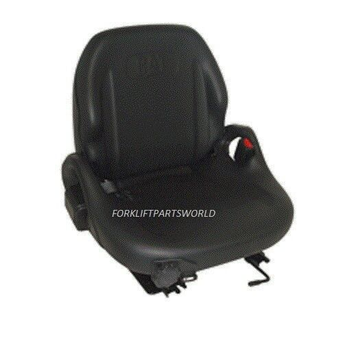 9r2653 Cat Seat : Caterpillar forklift vinyl suspension seat assembly cat
