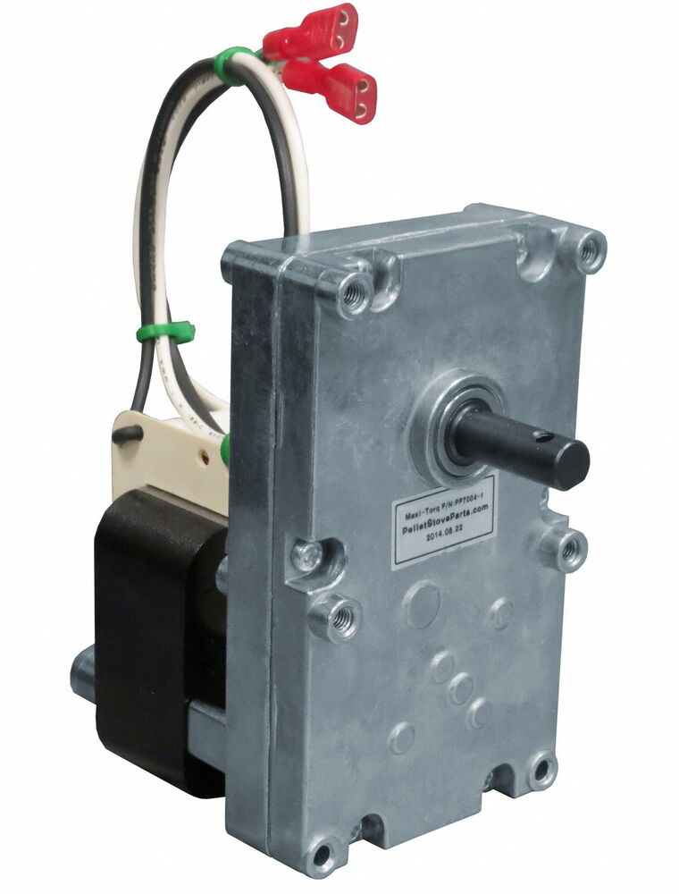 Auger Feed Motor For Harman Pellet Stove Pp7004 4 Rpm