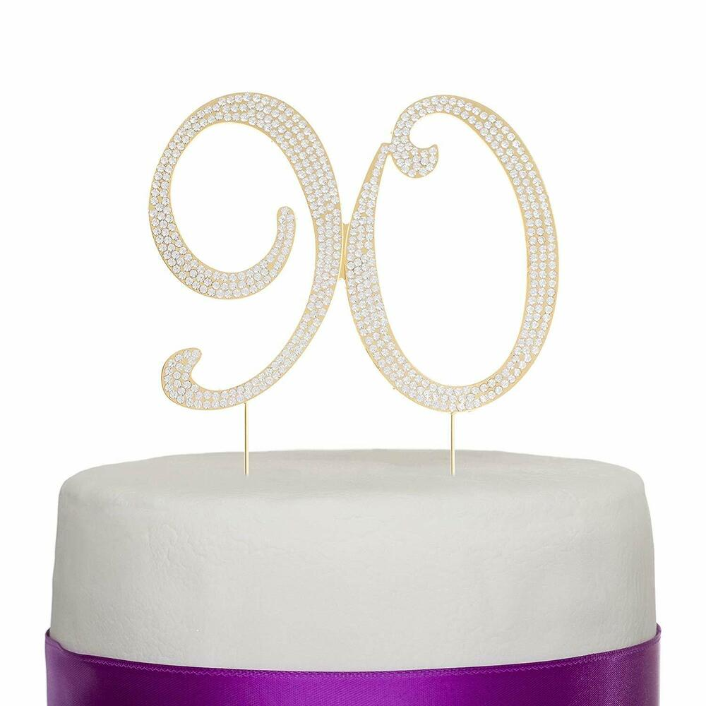 Ebay Th Birthday Cake Toppers