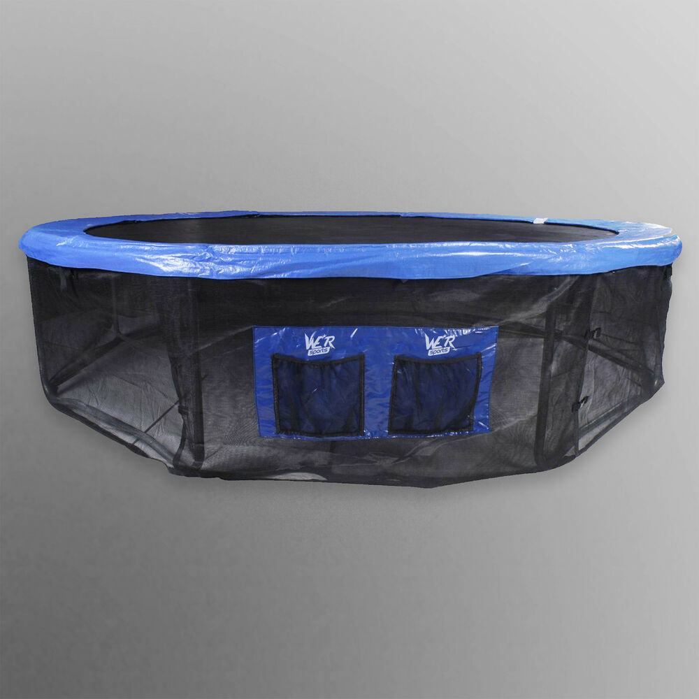 8ft 10ft 12ft 14 Replacement Trampoline Safety Spring: 6FT 8FT 10FT 12FT 14FT16FT Trampoline Base Skirt Safety