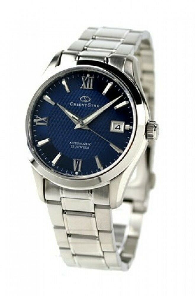 New orient men 39 s watch orient star 22 wz0021ac mechanical f s from japan ebay for Watches of japan
