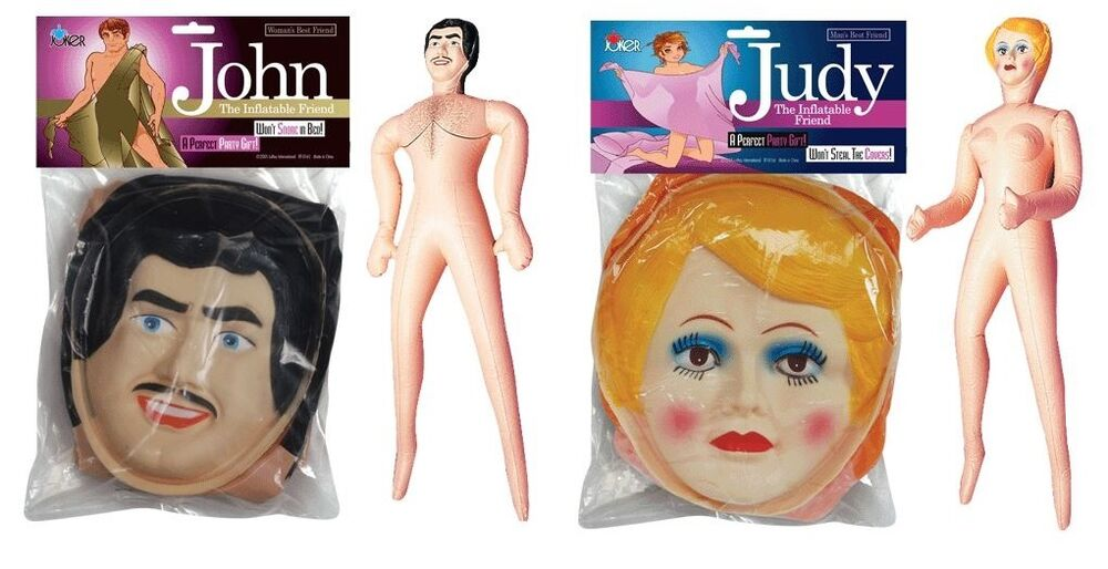 blow up doll gag gift