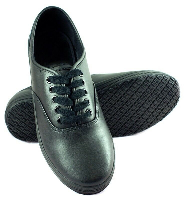 Non Slip Brown Dress Shoes