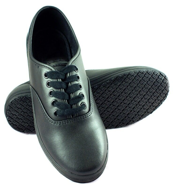 Brown Non Slip Dress Shoes