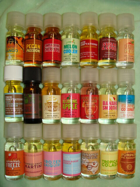 Bath And Body Works Temptations Home Fragrance Oils You