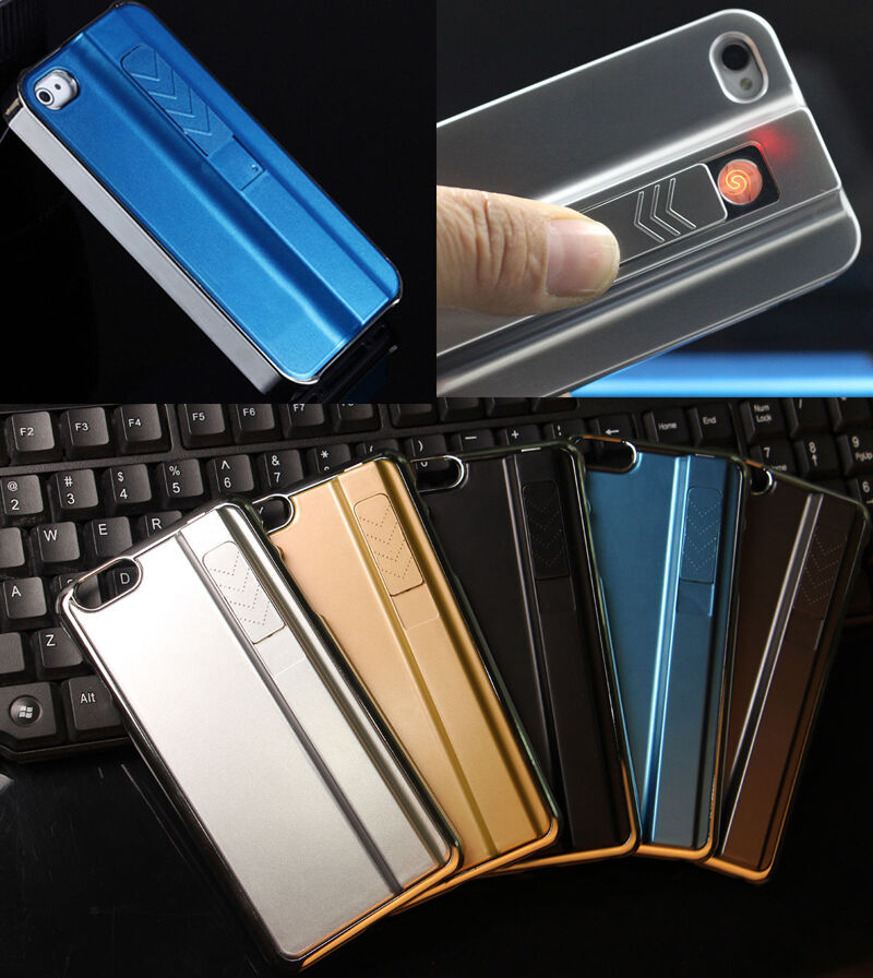 iphone lighter case luxury rechargeable cigarette lighter cover for 11992